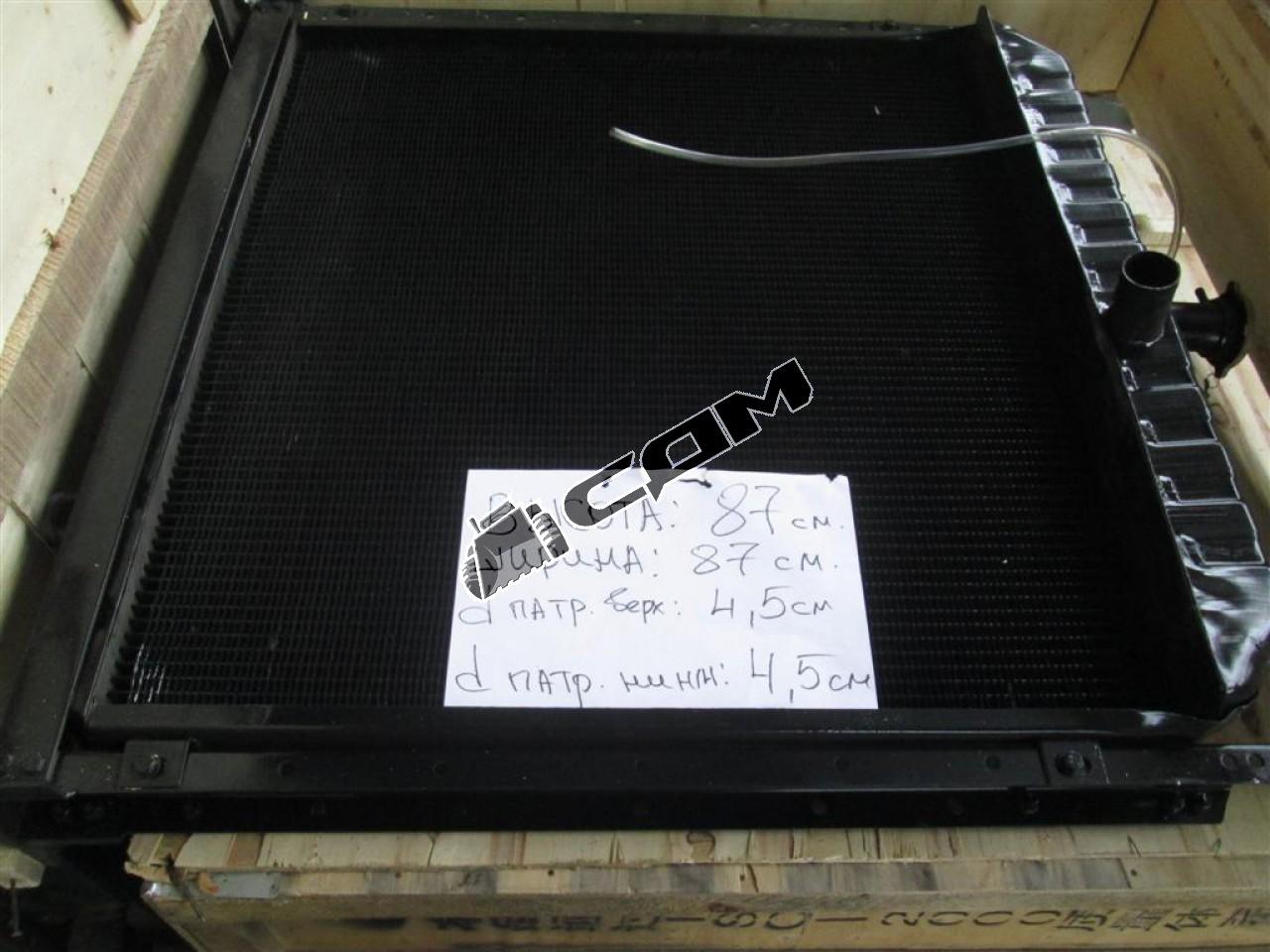 Радиатор охлаждения двигателя CDM855 SLYWF642(III)-855  LG855.01.04